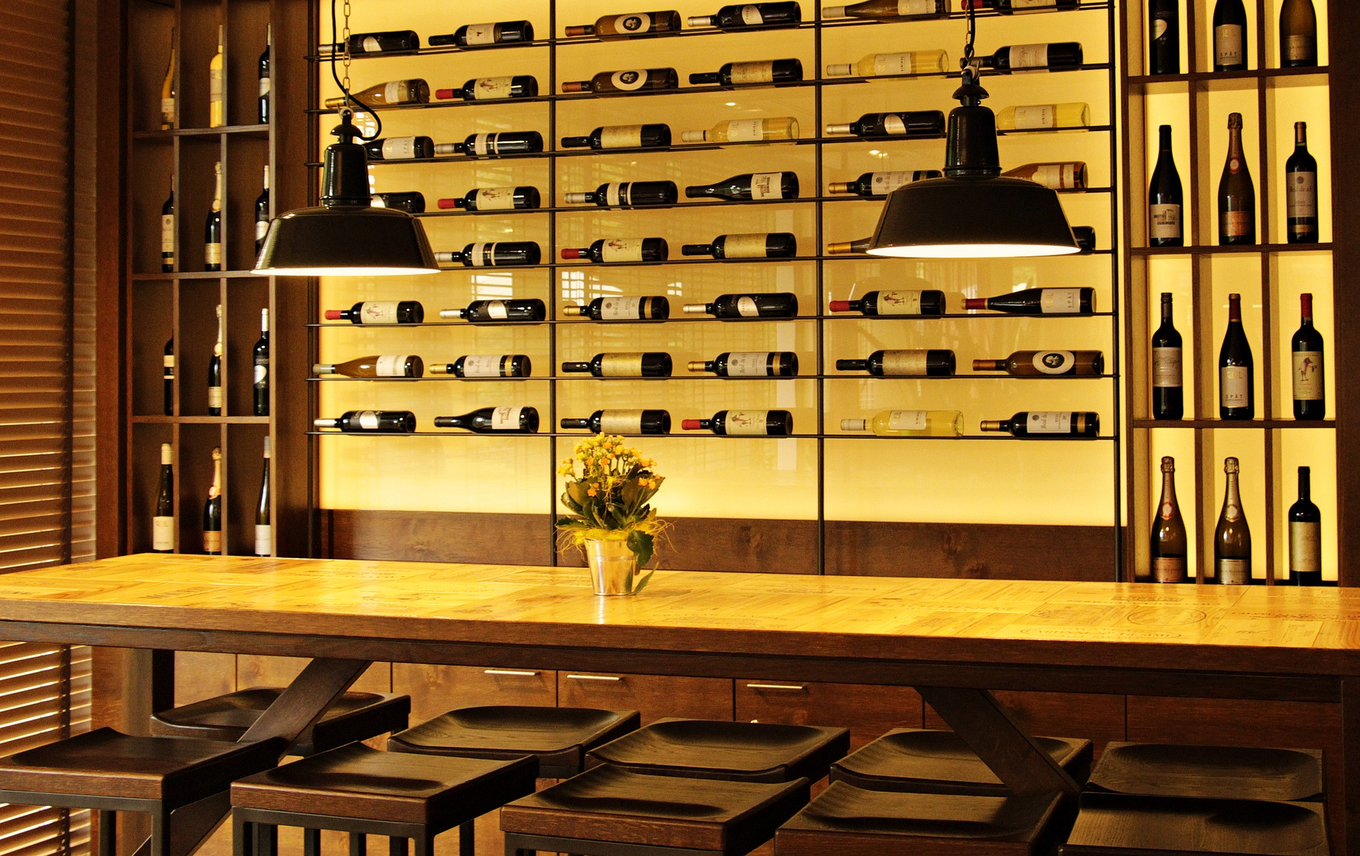 >Wine Routes... in the City